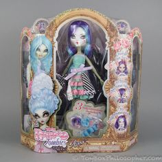 Mystixx Rococo Zombie Azra | The Toy Box Philosopher
