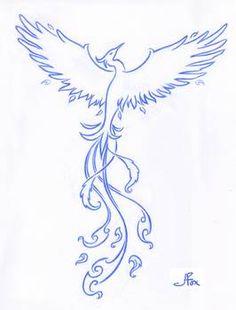 Tattoos Phönix, Flame Tattoos, Trendy Tattoos, Tatoos, Koi Tattoo Design, Tattoo Designs Foot, Phoenix Tattoo Design, Simple Phoenix Tattoo, Phoenix Bird Tattoos
