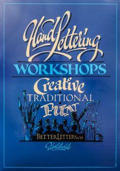 Better Letters Workshops | Better Letters