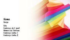 Passo 2 de 4: Escolha um projeto de cartão de visita
