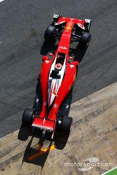 Ferrari SF16-H - Kimi Raikkonen