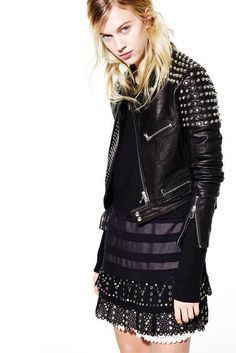 Diesel Black Gold | Pre-Fall 2015 Collection | Style.com