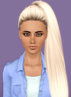 Alesso`s Galaxy hairstyle retextured by Forever And Always for Sims 3 - Sims Hairs - http://simshairs.com/alessos-galaxy-hairstyle-retextured-by-forever-and-always/