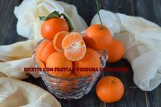 Ricette con frutta e verdura di dicembre