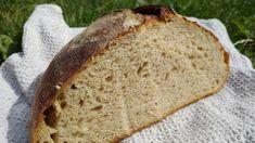 FOTORECEPT: Nemiesený kváskový chlieb Šumava Home Baking, Bread, Food, Basket, Brot, Essen, Baking, Meals, Breads