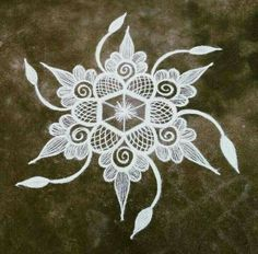 Wall paper ideas creative patterns ideas for 2019 Indian Rangoli Designs, Rangoli Designs Latest, Rangoli Designs Flower, Rangoli Border Designs, Rangoli Patterns, Colorful Rangoli Designs, Rangoli Ideas, Rangoli Designs Images, Kolam Rangoli