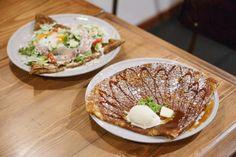 京都御所南で本場仕込みのガレット&クレープが味わえる専門店「ヌフ クレープリー」|ことりっぷ