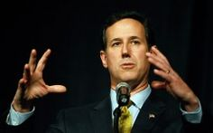 The Trouble With Santorum