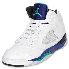 Boys Preschool Air Jordan 5 Retro Basketball Shoes
