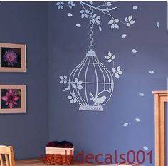 Interior Wall Vinyl Decal Graphic Wall by walldecals001 on Etsy, $38.00