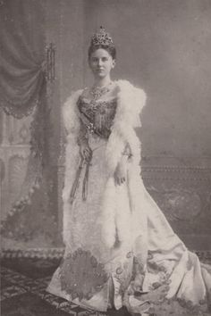 Queen Wilhelmina Of The Netherlands  b. Aug 31 1880, r. 1890-1948. Amazing, gifted, strong woman who loved her country. (also the first female billionaire) Had a dislike of the UK though, suspected because of the Boer War (1899-1902)