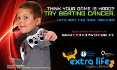 October 26, 2014: Extra Life is this weekend! Click here to support gamer Avialence and East Tennessee Children's Hospital: http://www.extra-life.org/index.cfm?fuseaction=donorDrive.participant&participantID=98454
