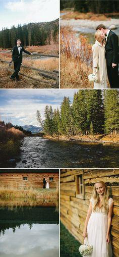 Rainbow Ranch Wedding | Big Sky Montana | Photography: Tori Pintar | Flowers: Katalin Green @katalingreen | Fall Wedding Ideas