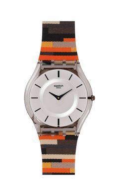PATCHWORK Swatch Watch
