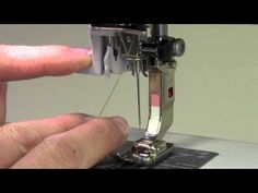 Bernina 350 06 Needle Threader