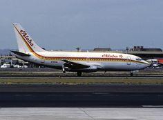 N726AL Boeing 737-297 Aloha Airlines