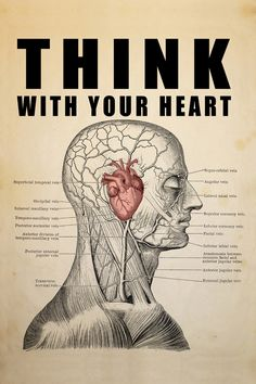 """""""Think With Your Heart"""" by Henri Banks."""