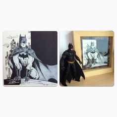 is a genius Polaroid Film, Batman, Instagram