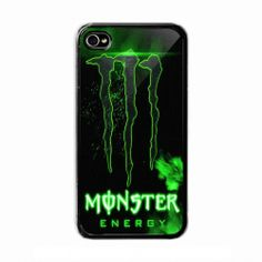 MONSTER ENERGY 2 iPhone 4/ 4s/ 5/ 5c/ 5s case