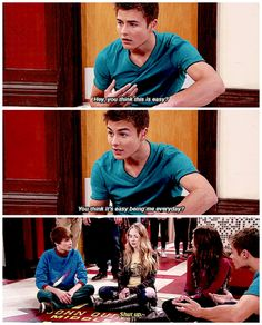 "#GirlMeetsWorld 2x05 ""Girl Meets Mr. Squirrels"""