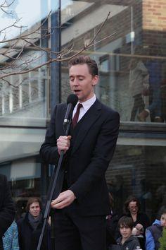 Tom Hiddleston. 2012. Via Torrilla.