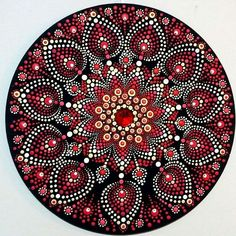 Very ambitious of me to even consider this! Mandala Art, Mandala Canvas, Mandalas Painting, Mandalas Drawing, Mandala Rocks, Mandala Design, Dot Art Painting, Pottery Painting, Stone Painting