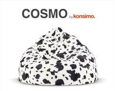 COSMO puf - KONSIMO. dyskont meblowy - salon i sklep internetowy online - Poznań, Leszno