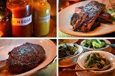 """Fancy Barbecue"" at Lambert's (Austin, TX)"