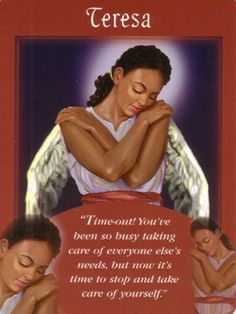 message from your angels, meditative moments, take a time out