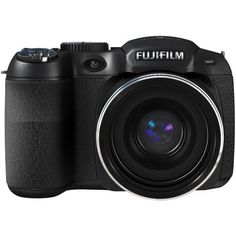 Fujifilm FinePix S2950 14 MP Digital Camera with Fujinon 18x Wide Angle Optical Zoom Lens and 3-Inch LCD. This is a great camera, got it for Christmas: http://www.amazon.com/Fujifilm-FinePix-Digital-Fujinon-Optical/dp/B004HO58NO/?tag=cmorgansweb-20