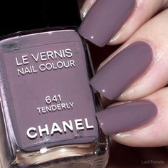 swatch CHANEL TENDERLY 641 Collection Rêverie Parisienne 2014