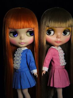 Blythe SISTERS, Becky and Bren