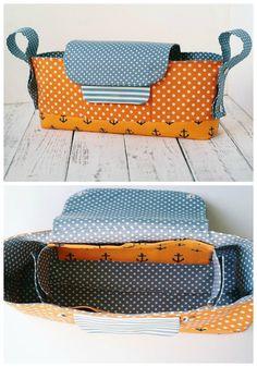 Stroller / Pram organiser pdf downloadable bag sewing pattern.