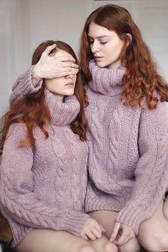 Boobs bondage and sweaters