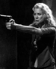 ANDREA - I LOVED THIS CHARACTER AND LAURIE HOLDEN - WHO PLAYED HER.