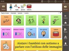 Avaz Italiano - CAA App per Autismo (Software di Comunicazione Aumentativa e Alternativa per la scrittura con immagini, per bambini con Bisogni educativi speciali) di Avaz, Inc.