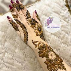 Latest Arabic Mehndi Designs, Mehndi Designs 2018, Henna Art Designs, Mehndi Designs For Fingers, Dulhan Mehndi Designs, Mehandi Designs, Latest Mehndi, Round Mehndi Design, Beautiful Mehndi Design