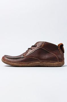 029072bd8c3a0b The Profile Chukka MT in Brown Leather by Hush Puppies  shoes  mens  fashion