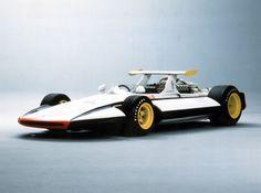 Pininfarina's Sigma concept
