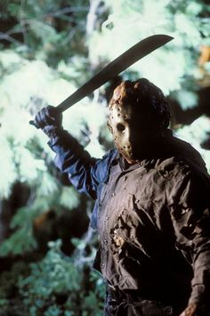 Jason voorhees//friday the 13th