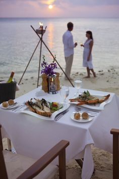 Celebrate romance at a classic SLH hotel, Baros Maldives in Male.  Their week of romance includes dining experiences, private dhoni cruises, Dom Perignon champagne on your own secluded sandbank and an intimate evening bath prepared especially for you.  Read more here: http://www.slh.com/hotels/baros-maldives-hotel/news/