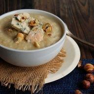 Celeriac cream soup by emilieandlea