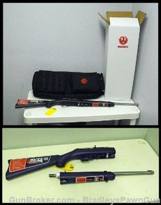 Ruger 10/22 Semi Auto Take Down Rifle Factory NEW
