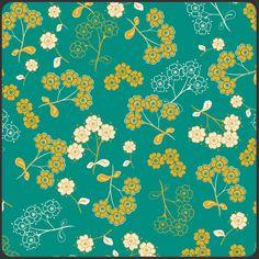 Geisha Bliss    Schöner fester Stoff von   Art Gallery Fabrics    30° Wäsche mit Feinwaschmittel    Geeignet zum nähen von Gardinen, Hosen, Kinders...