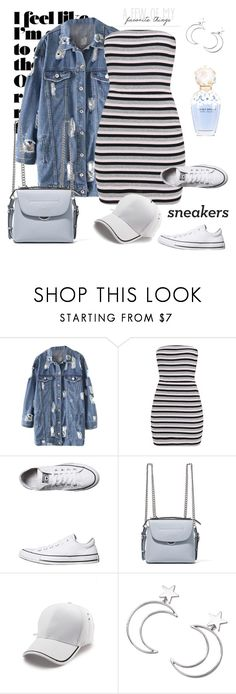 """""""Untitled #460"""" by aida0488 ❤ liked on Polyvore featuring Converse, Fendi, Ana Accessories and Marc Jacobs"""