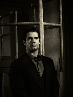 Henry Cavill - Henry Cavill and 'Man Of Steel' cast portfolio by Jason Bell