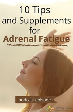 Supplements for Adrenal Fatigue and repair help you get to the cause of your low cortisol and rebuild your adrenals. Diet and lifestyle help you recover from adrenal fatigue too. Here's supplements and lifestyle tips. //OnDietandHealth.com Adrenal Health, Adrenal Fatigue, Quick Morning Workout, Alternative Treatments, Cortisol, Autoimmune Disease, Health Advice, Health And Wellbeing, Insomnia