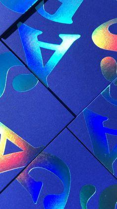 Blue Business cards - Sage Flowes