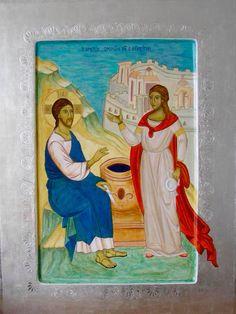 St. Photini the Samaritan Woman at the well