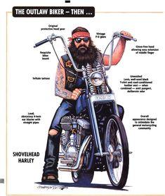 Biker...then.